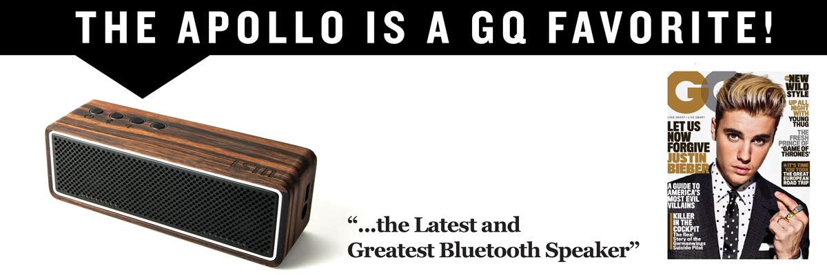 The Apollo is a GQ Favorite!