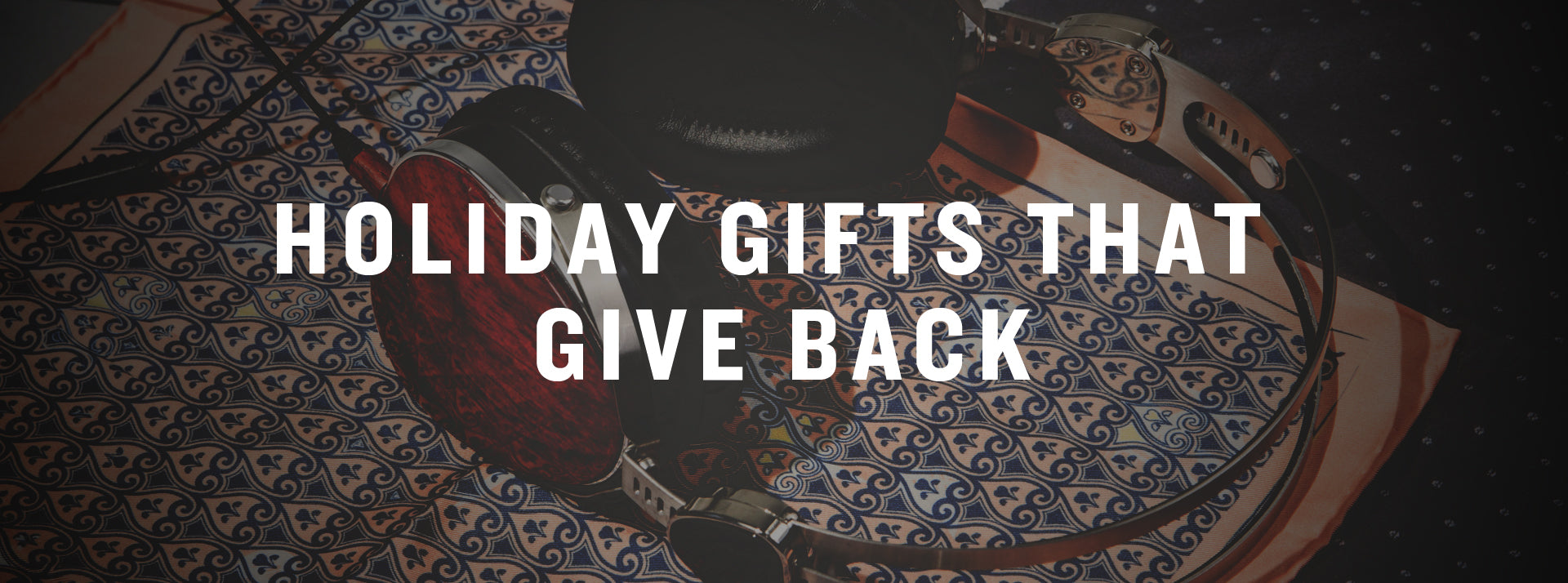 LSTN staff picks holiday gifts that give back