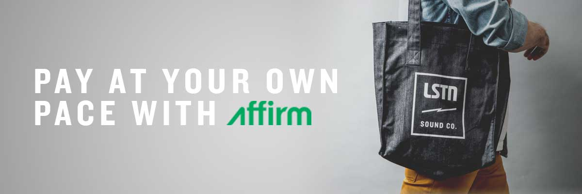 Pay at your pace with Affirm Financing: Available on orders over $149