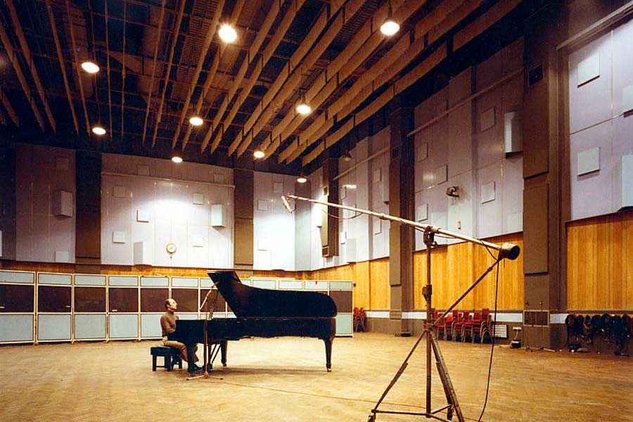 Studio A at Abbery Road