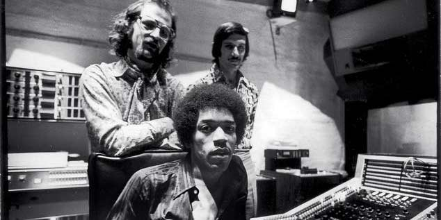 Jimi Hendrix and the Experience at ELS