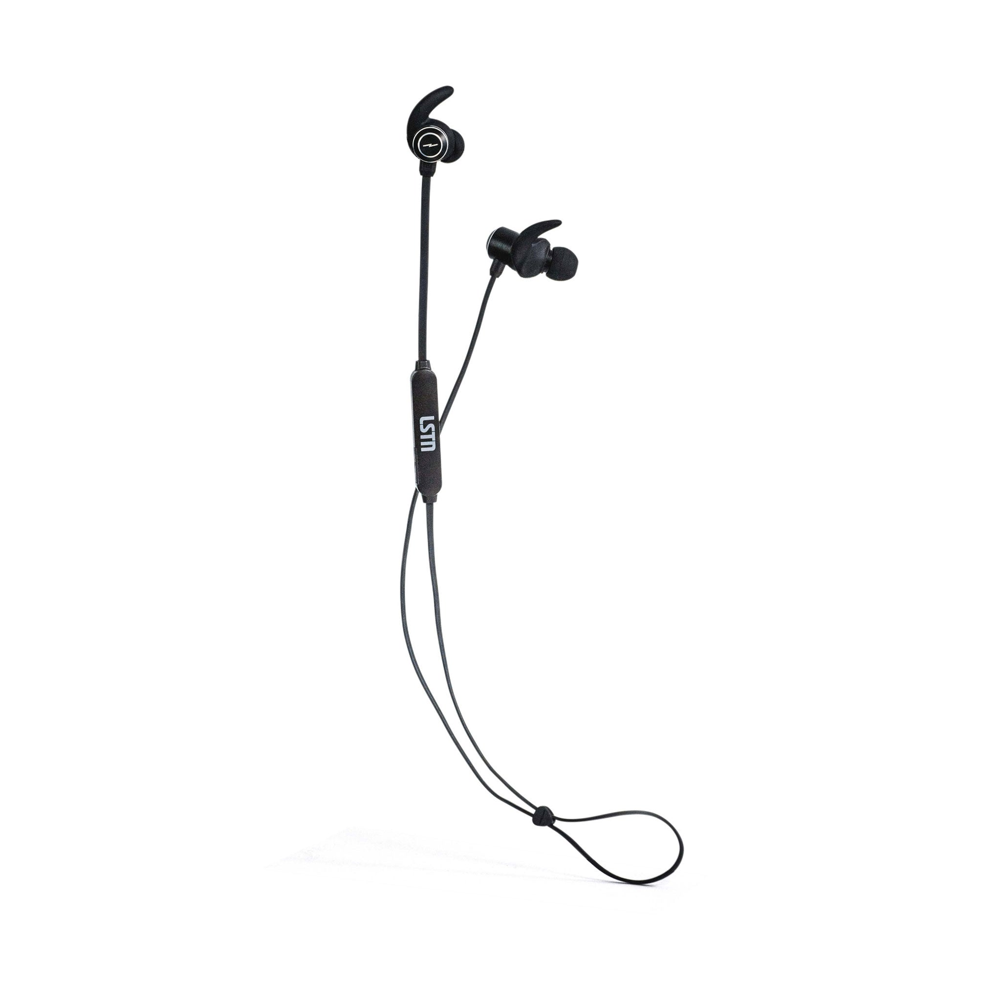 Bolt Wireless Earbuds - Black