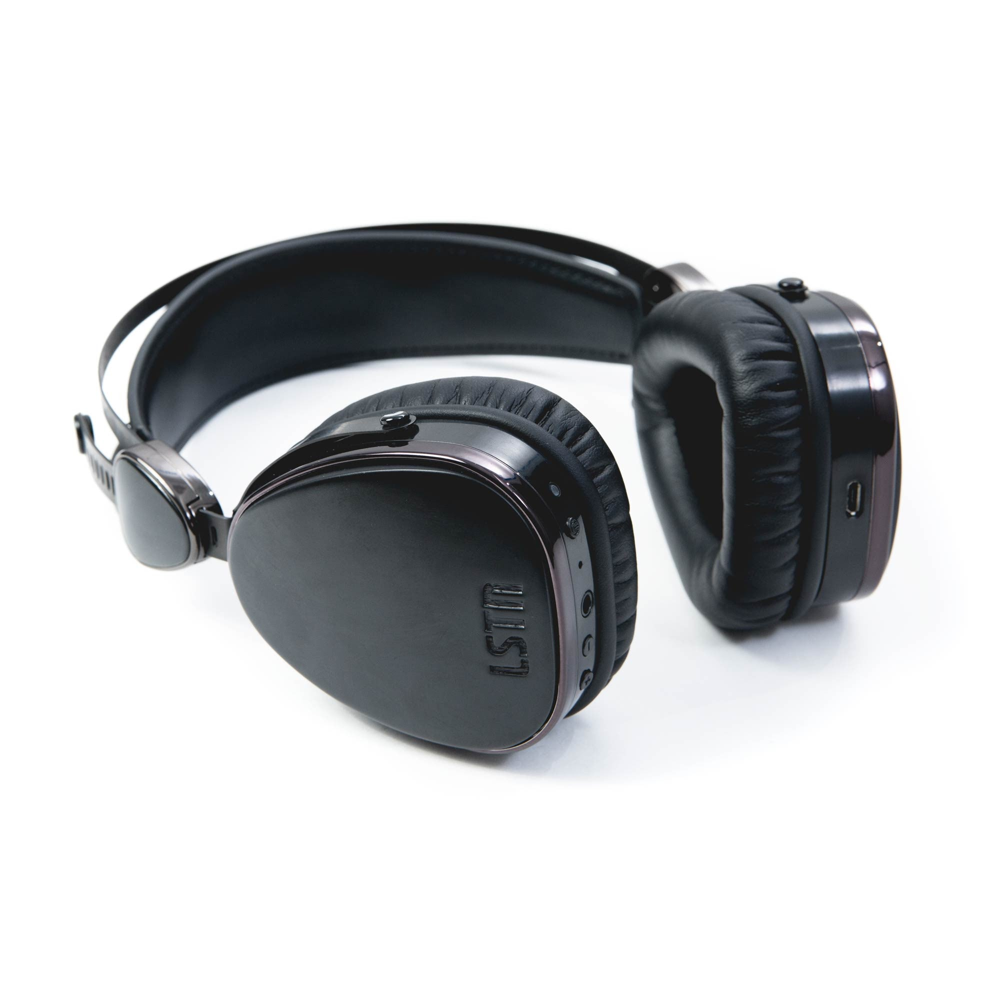 Wireless Matte Black Maple Troubadours (Limited Edition)