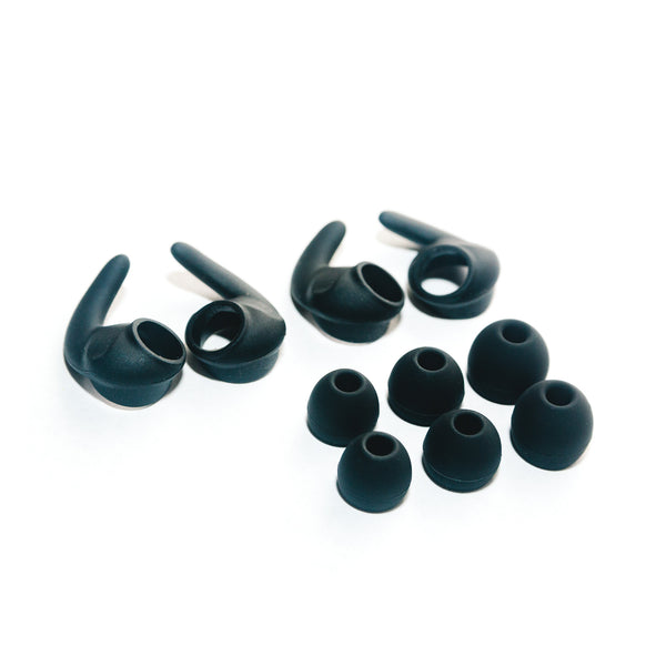 Replacement Tips / Wings for LSTN Bolt - Black