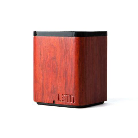 Cherry Wood Satellite Bluetooth Speaker