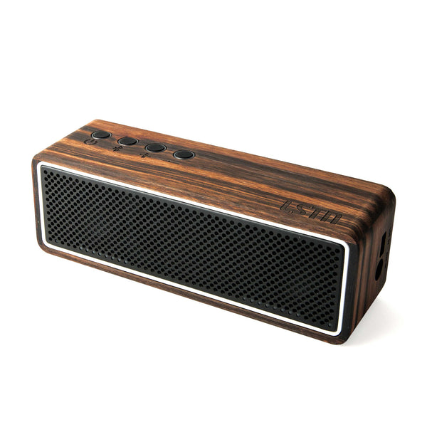 Ebony Apollo Bluetooth Speaker