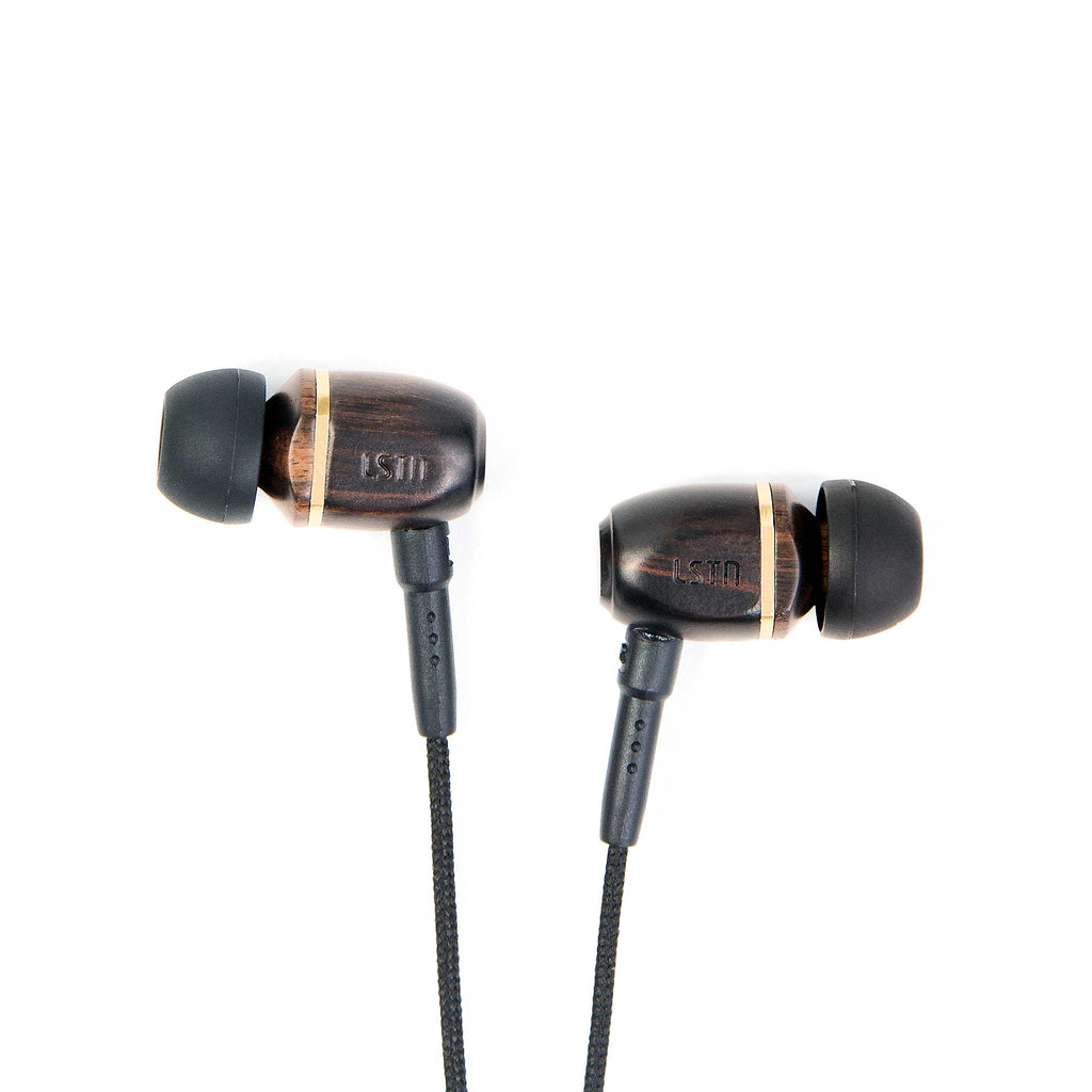 Ebony Wood Bowerys w/ mic