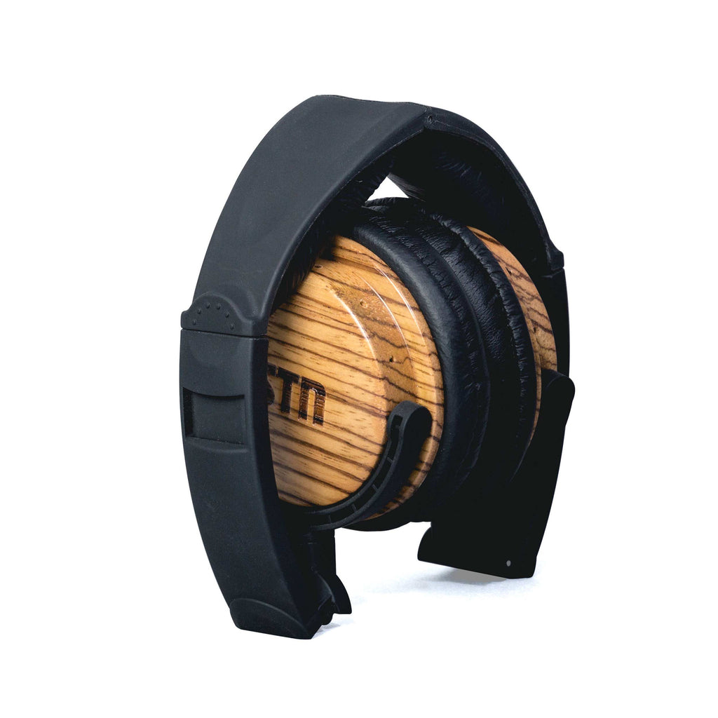 Zebra Wood Fillmores w/ In-line Volume Control + Mic