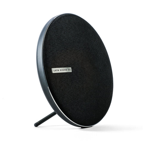 Gramercy Bluetooth Speaker in Black