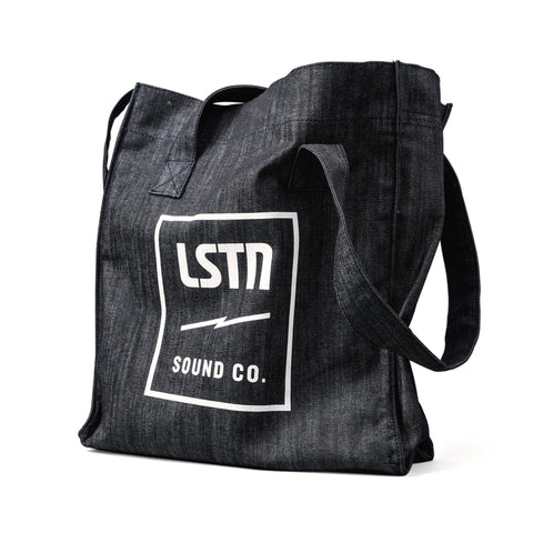 LSTN x Hudson Denim Bag