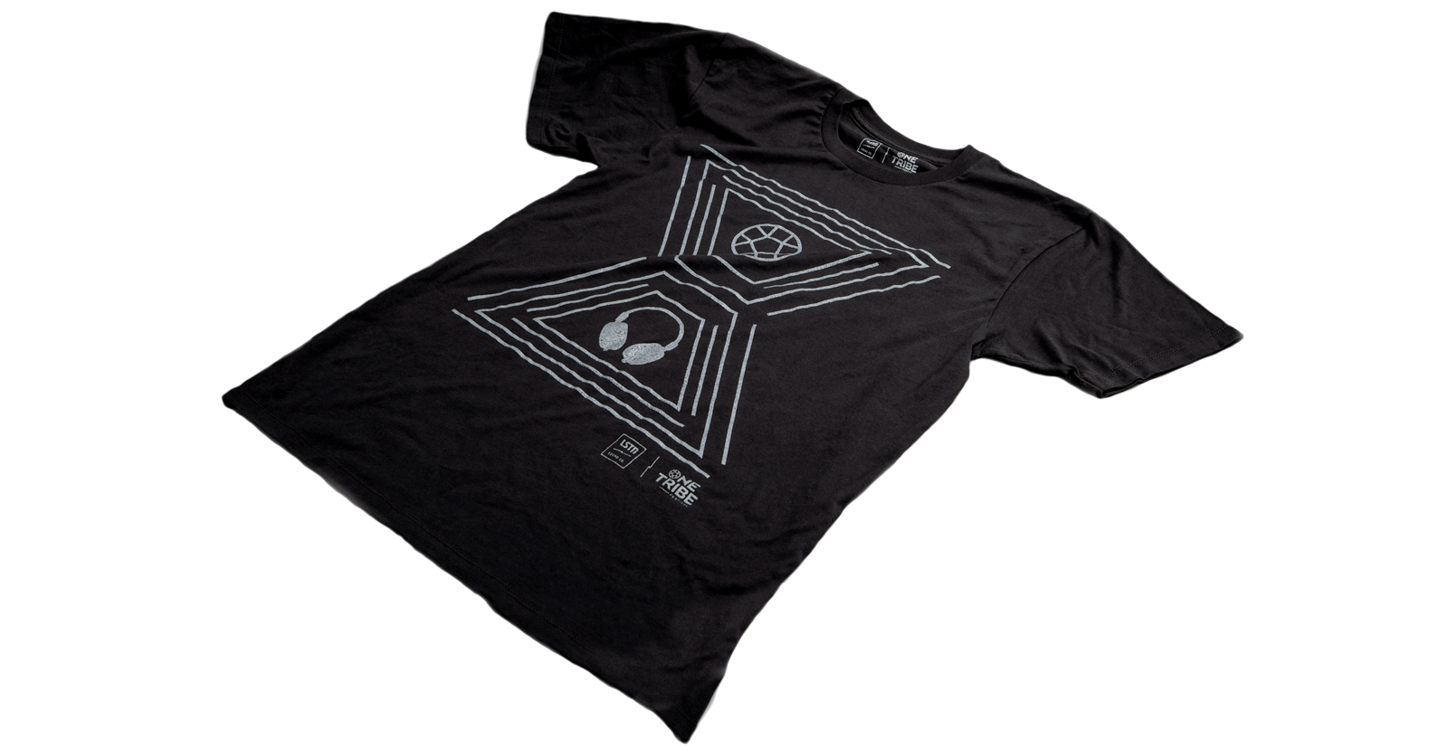 LSTN x One Tribe T-shirt