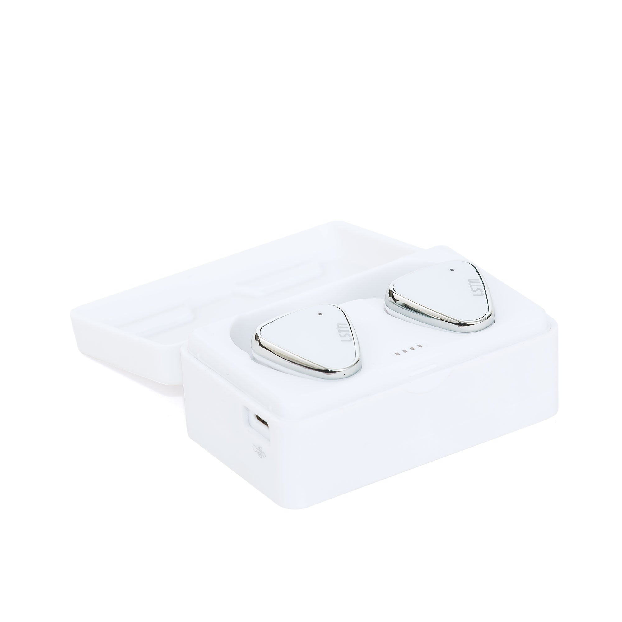 Beacon 2.0 True Wireless Earbuds in White