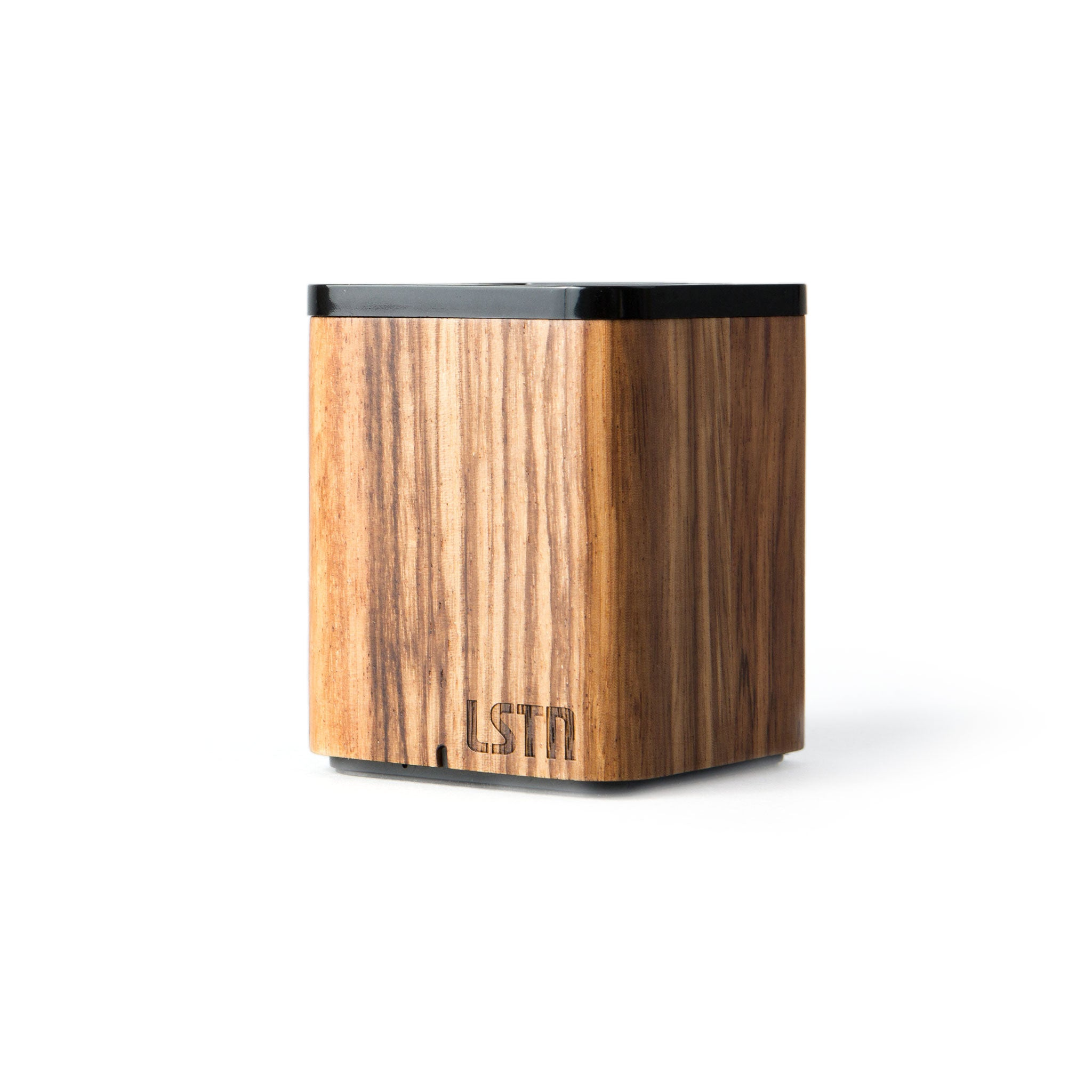Zebra Wood Satellite Bluetooth Mini Speaker – LSTN Sound Co