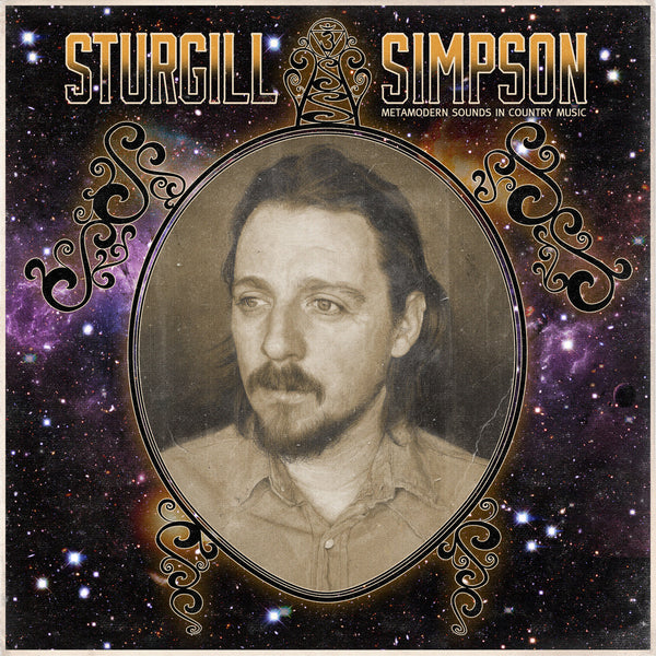 "Sturgill Simpson - ""Metamodern Sounds in Country Music"""