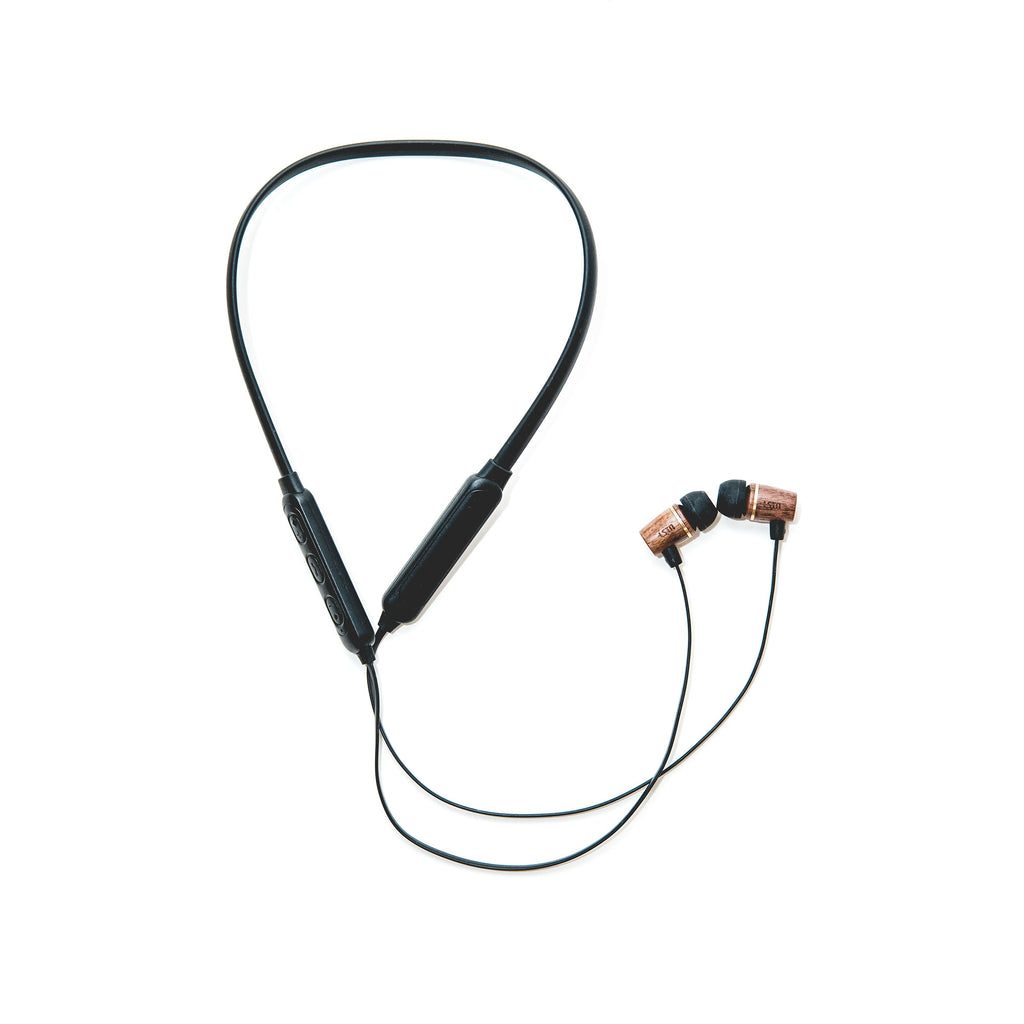 Warfield Wireless Earbuds with Collar