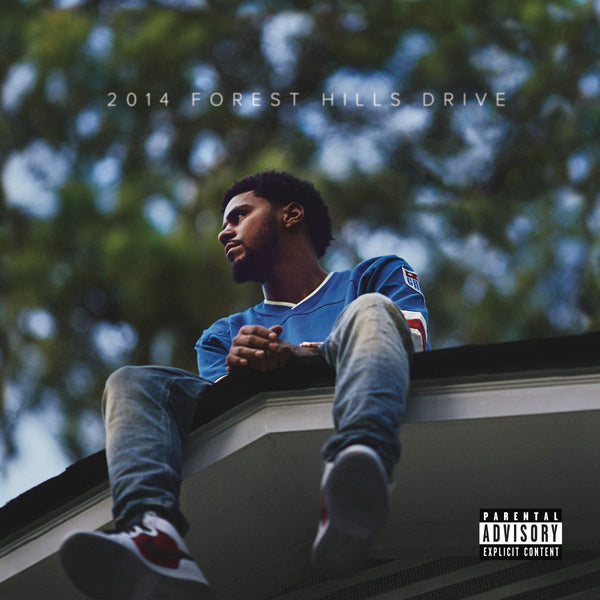 "J. Cole - ""2014 Forest Hills Drive"""