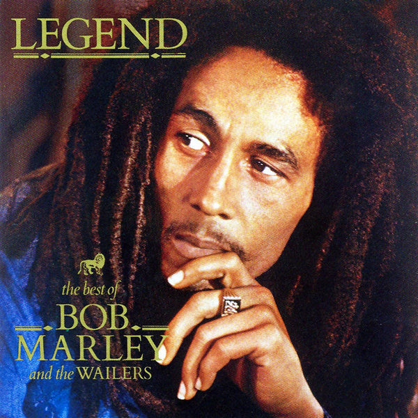 "Bob Marley & the Wailers - ""Legend"""