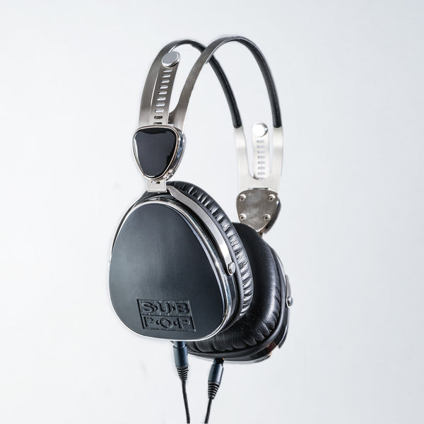 Sub Pop Limited Edition Troubadour Headphones - Sample