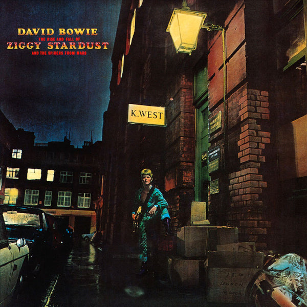 "David Bowie - ""The Rise and Fall of Ziggy Stardust and the Spiders from Mars"""