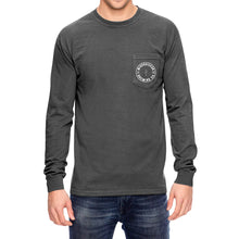 Load image into Gallery viewer, Long Sleeve Unisex Pocket Tee
