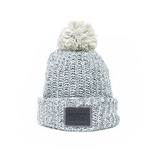 Load image into Gallery viewer, Winter Beanie (Cuffed + Pom Pom)