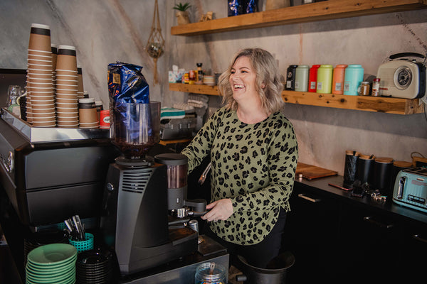 Meet #mumboss Rachael from Bridie's Beanery Cafe