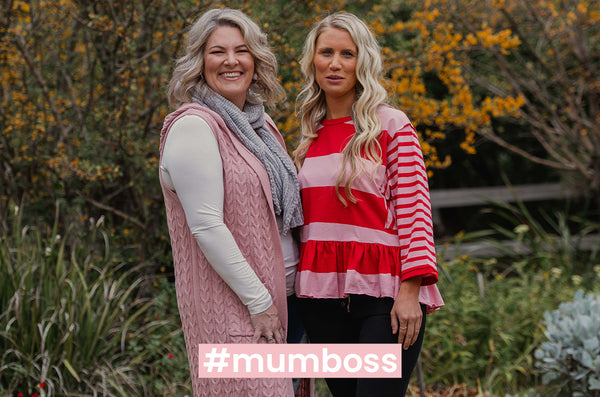 What does being a #mumboss mean to you?