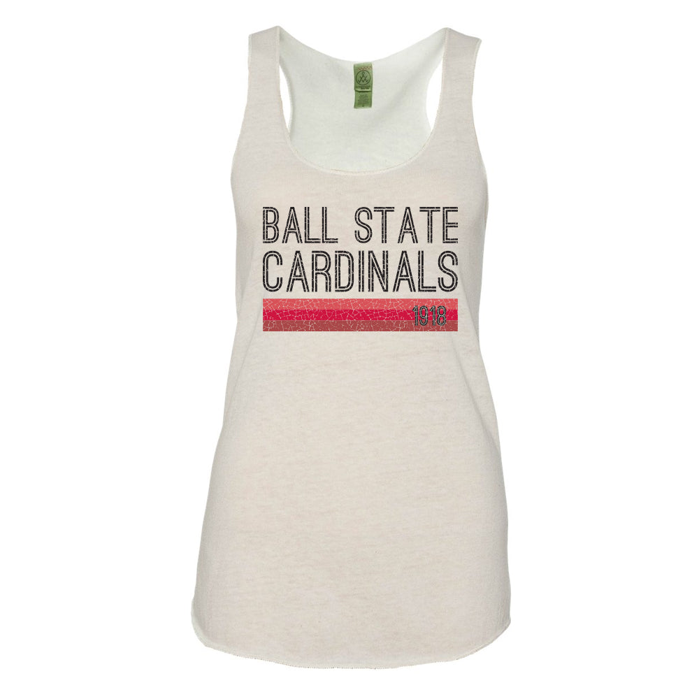 Ladies Ball State Pride Eco Tank