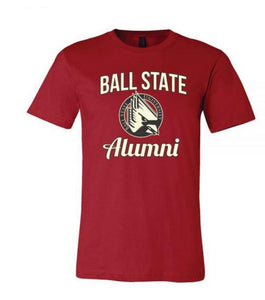Ball State Alumni Throwback Tee