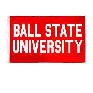 Ball State University Nylon Flag