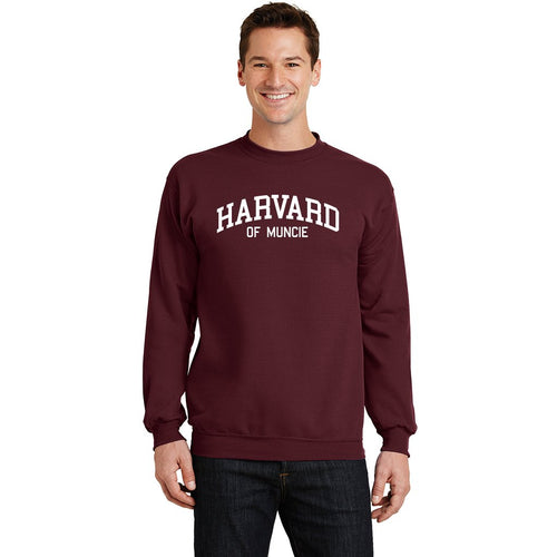 Harvard of Muncie Ivy League Sweatshirt