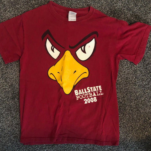 2008 - BSU Angry Birds Tee - Size: Small