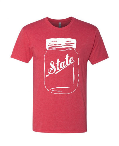 Classic Ball Jar State T-shirt