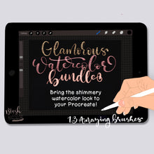 Load image into Gallery viewer, Glamorous Watercolor Bundle