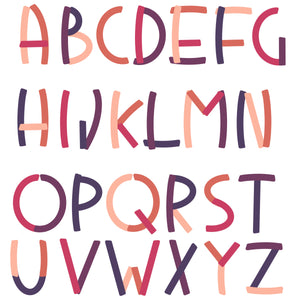 Summer Camp Paint Font - OTF, TTF and Web Font Files