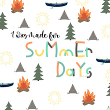 Load image into Gallery viewer, Summer Camp Paint Font - OTF & TTF