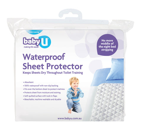 Baby U Waterproof Sheet Protector