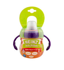 Heinz Baby Basics Tubby Sipper Cup 240ml