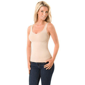 Mother Tucker Compression Tank  (Scoop - Nude)