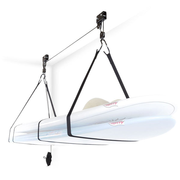 Surfboard and SUP Ceiling Hoist Rack