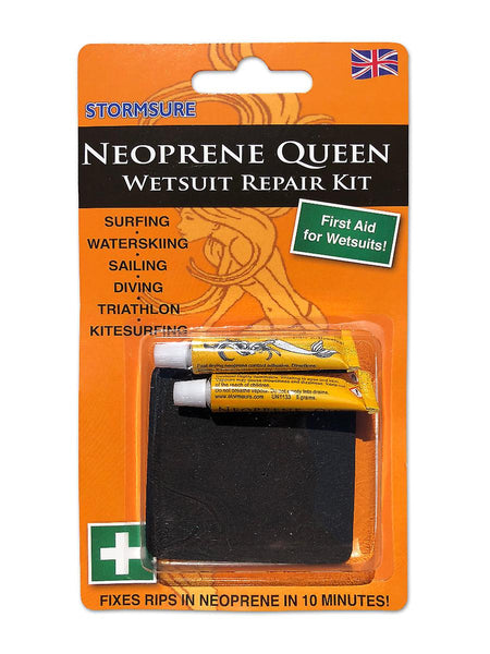 Wetsuit Glue Repair Kit (with patches)