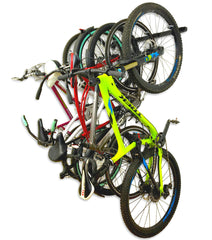 Bike Rack - Wall Rack x5 Bikes