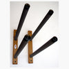 SUP Wall Rack - Double Wooden Deluxe