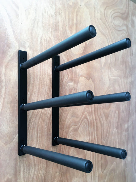 Surfboard Wall Rack - Triple Steel by Curve
