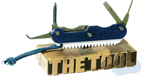 The Tool - Surfers Multi Tool