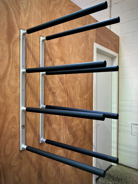 SUP Wall Rack - Quad Aluminium by Curve