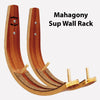 SUP Wall Rack - Hawaiian Gun Rack 50lb - Wooden