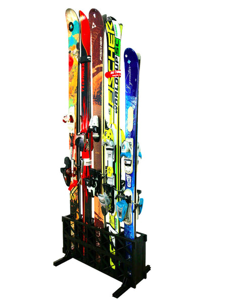 Ski Rack - Freestanding for Standard Skis