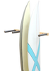Surfboard Wall Rack VERTICAL - Wooden Quad by Pro Racks
