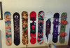 Snowboard Rack - Cinch